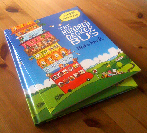 Hundred Decker Bus books